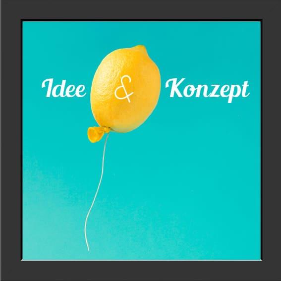 Idee und Konzept der Werbeagentur Kommercial aus Düsseldorf