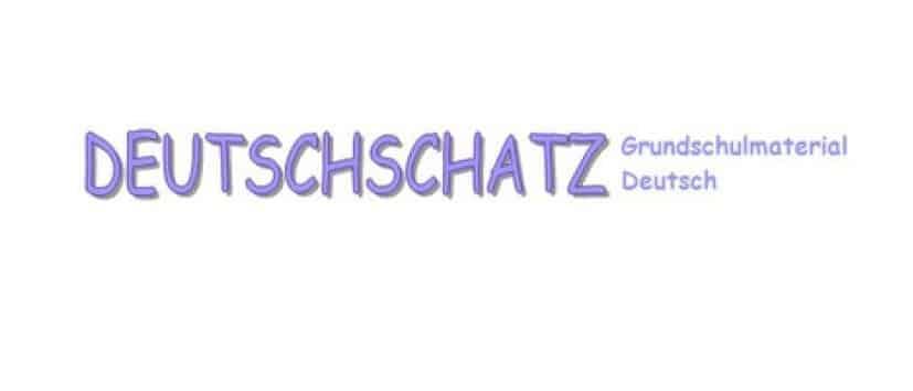 Logo Deutschschatz