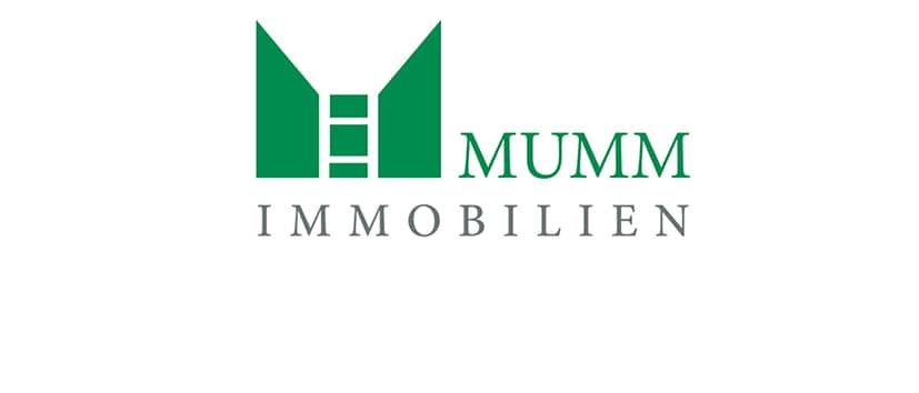 Logo Mumm Immobilien
