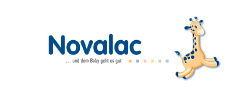 Logo Novalac Babynahrung