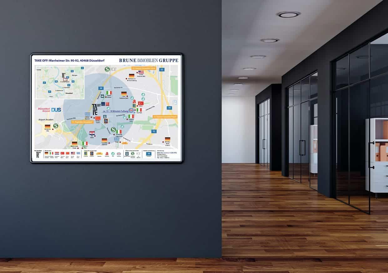 Immobilienmarketing Kommercial Werbeagentur Düsseldorf