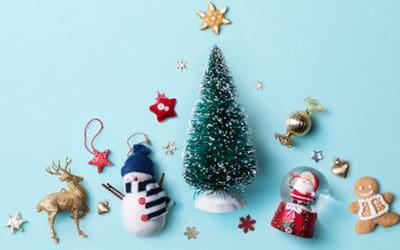 Für Weihnachtskarten ist es nie zu früh